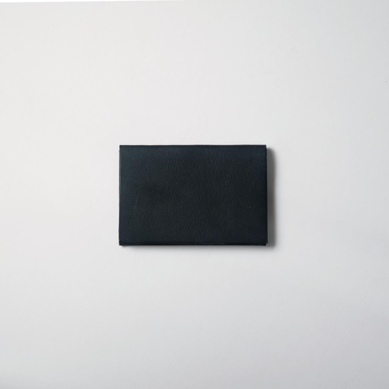 ori cardholder - 名刺入れ - bk