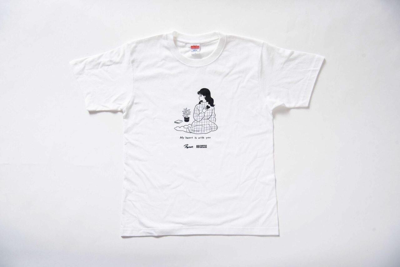 #reboot Tシャツ|サンレモ
