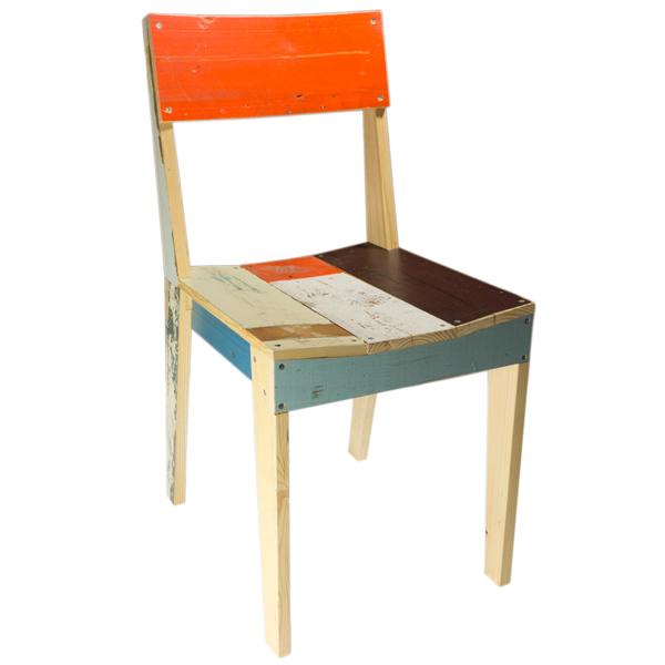PIET HEIN EEK Scrapwood Chair