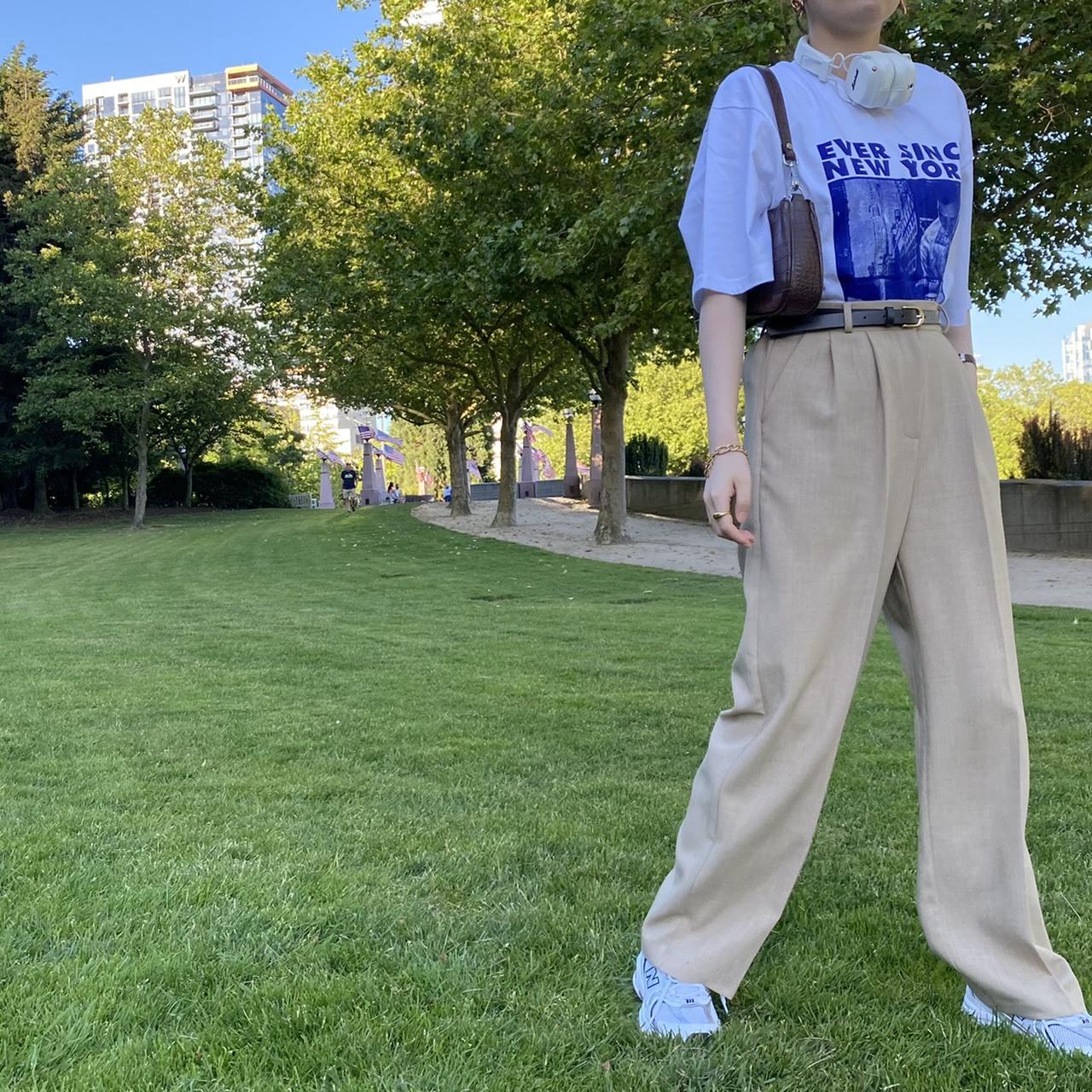 DAYNYC over pants (belt set)