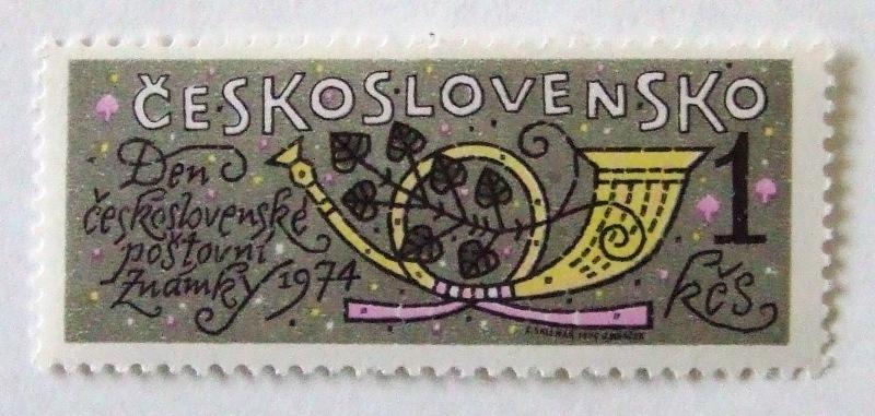 切手の日'74 / チェコスロバキア 1974
