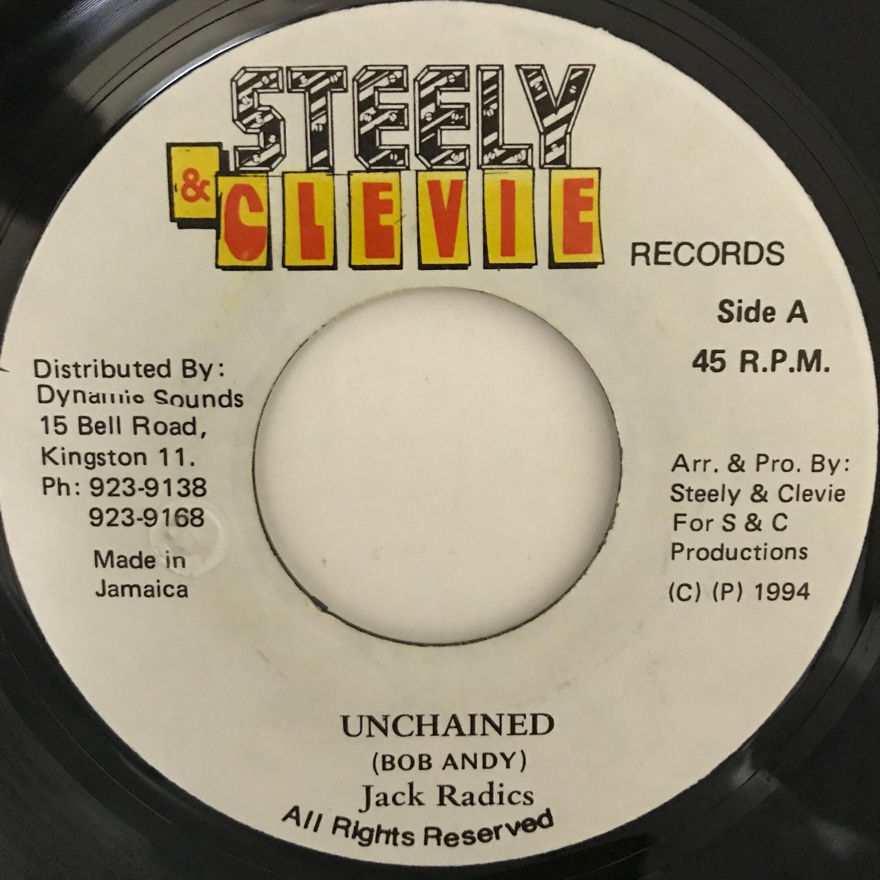Jack Radics(ジャックラディックス) - Unchained【7-10793】