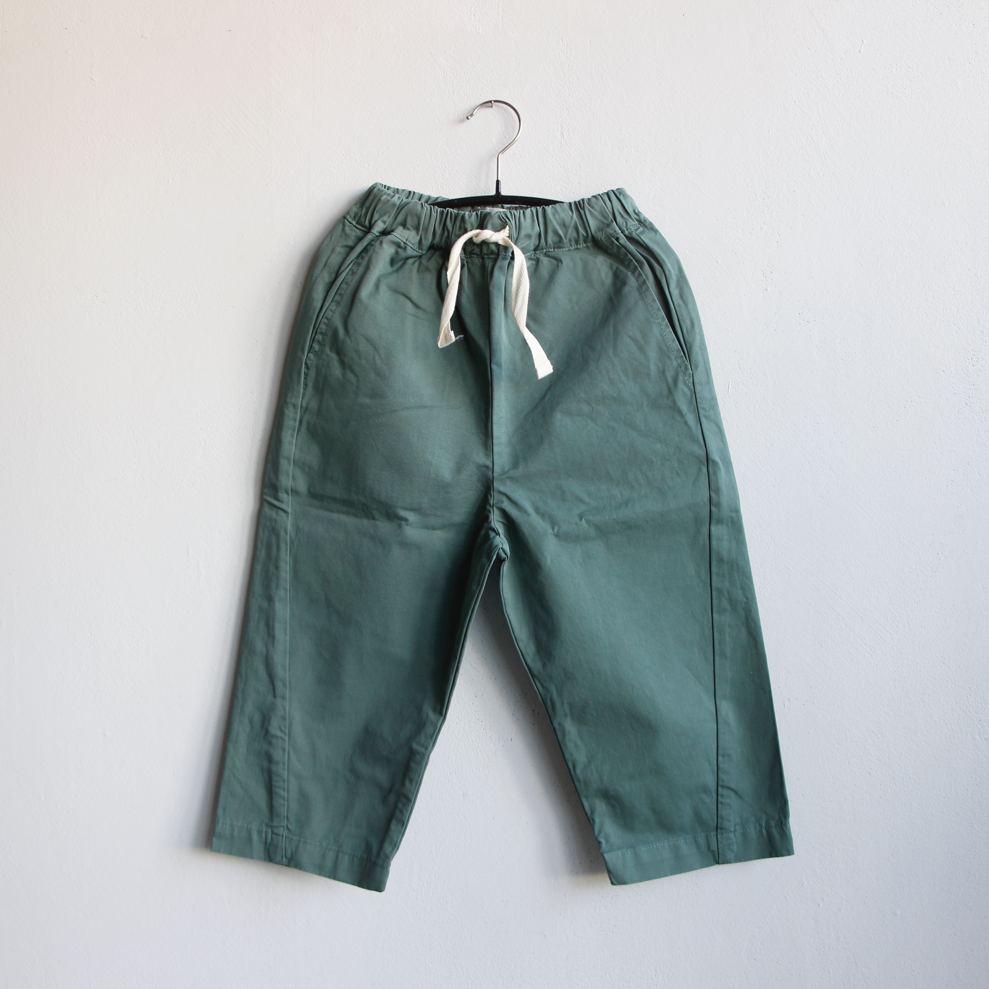 《main story 2021SS》Relaxed Pant / Silver Pine