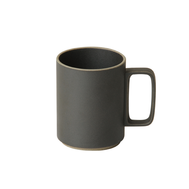 HASAMI PORCELAIN / HPB021 / MugCup 85mm L / Black