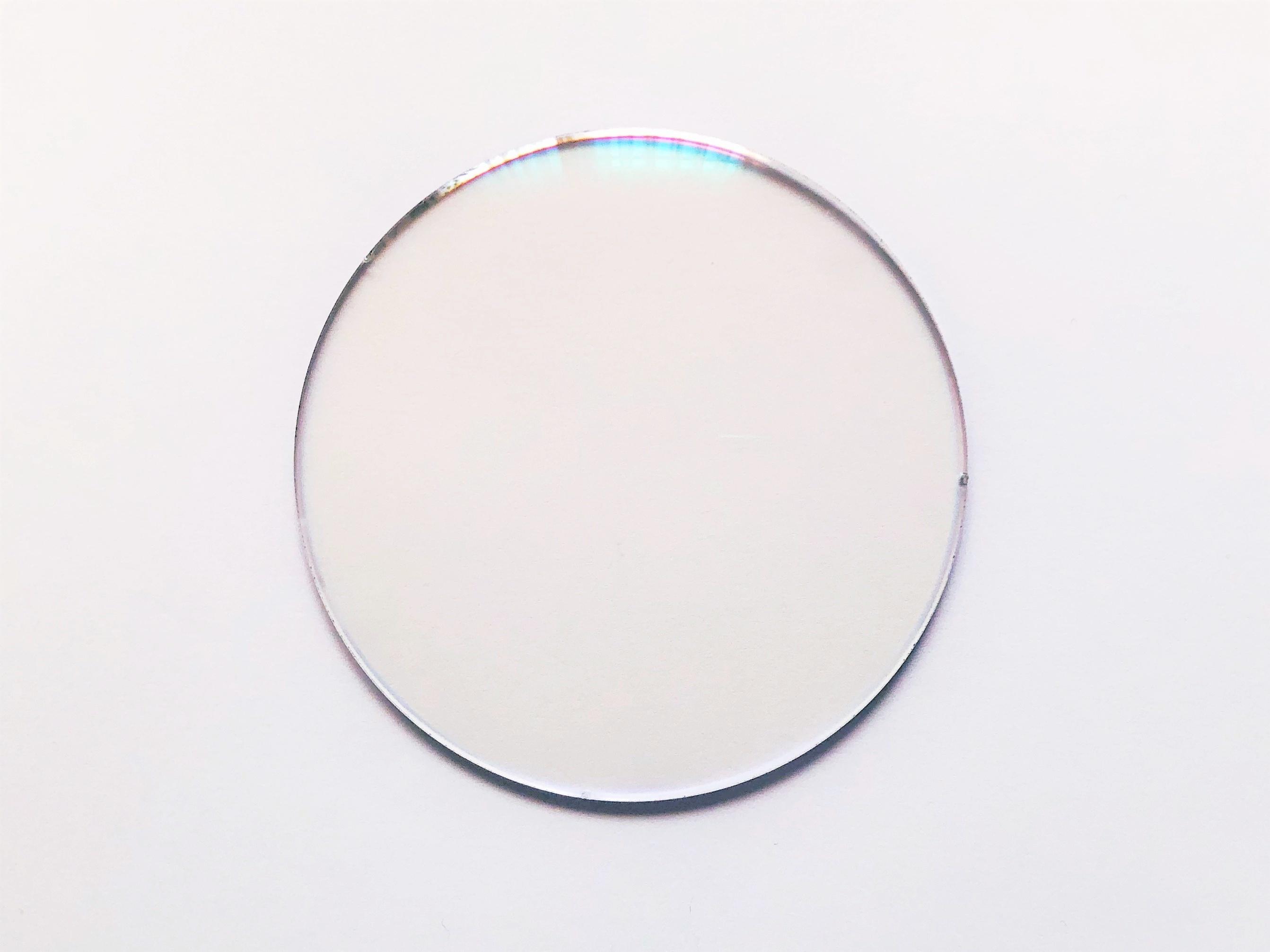 TYPE2 レンズ: UV CAREクリアレンズ(度無し:ブルーライトカットUV420)