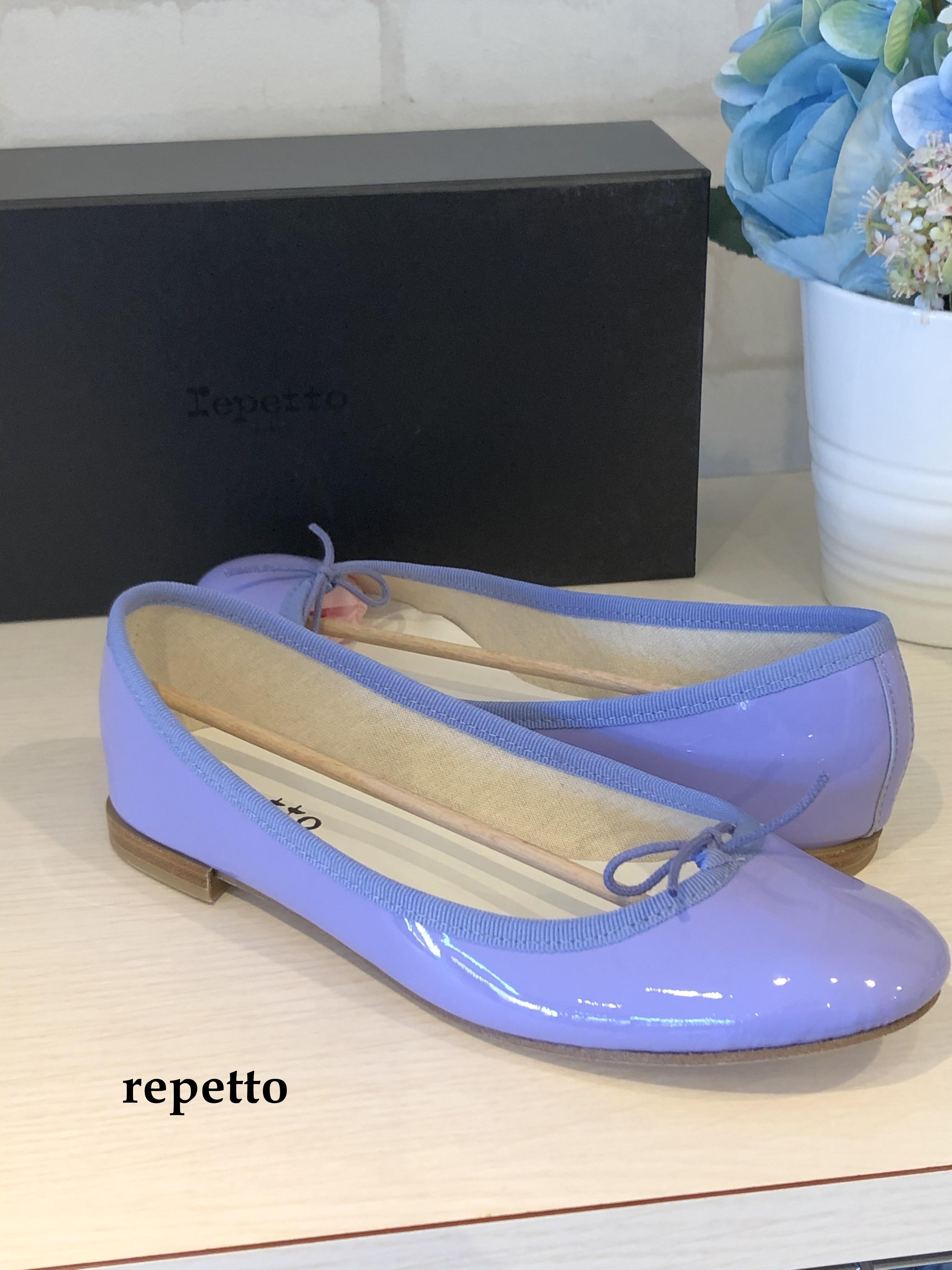 repetto(レペット)/Cendrillonバレエシューズ/06086(PPU)