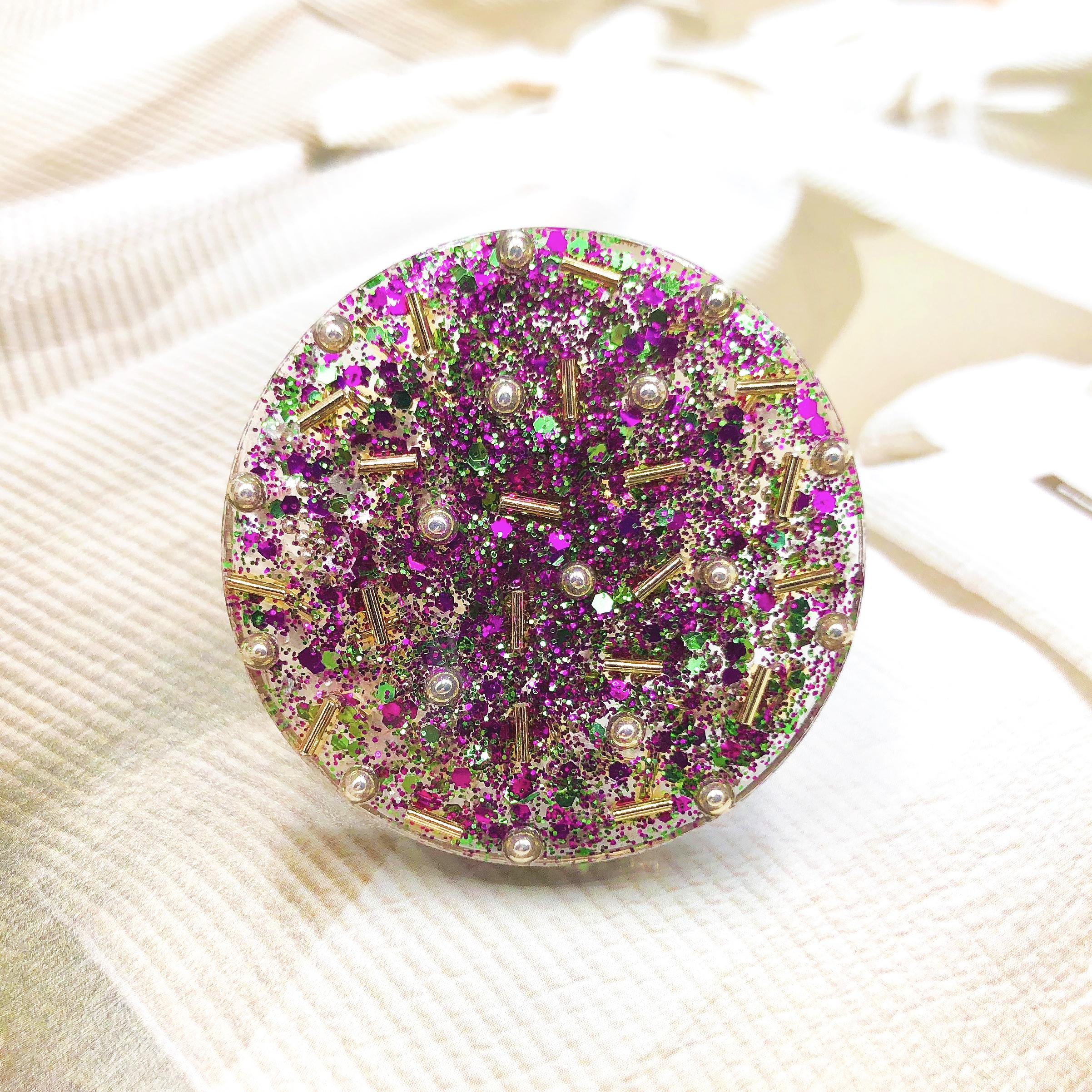 粒々Largeリング glitter
