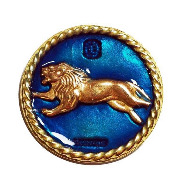 """Animal Marker """"Lion"""" (ゴルフボールマーカー)"""