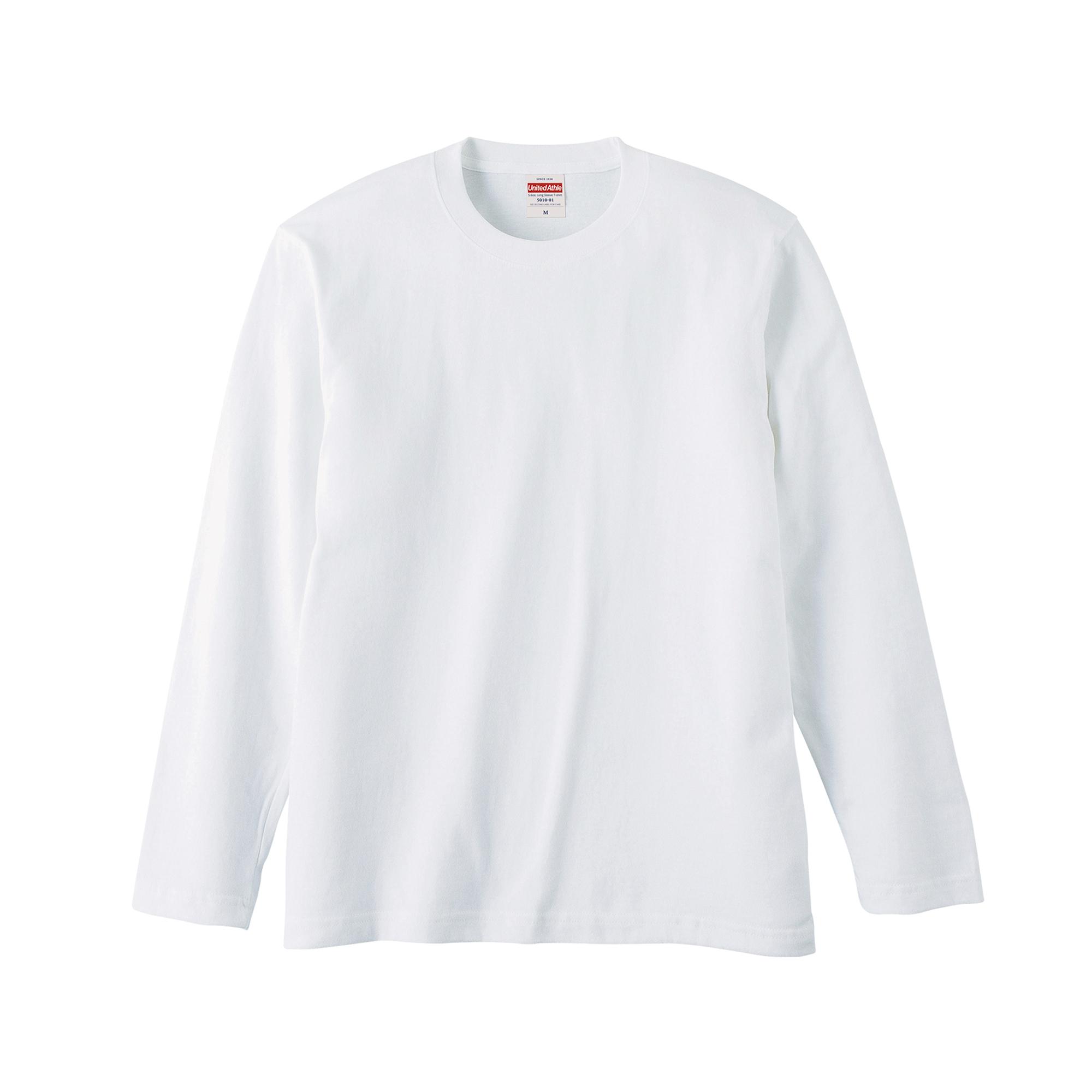デザインチョイス 長袖5.6オンス ロングスリーブ Tシャツ
