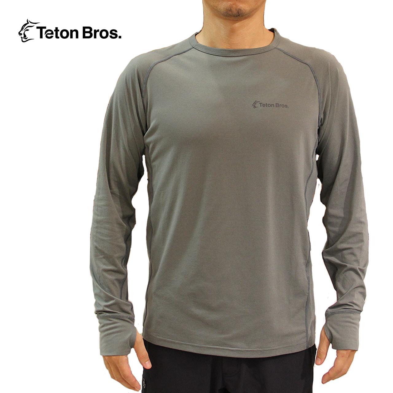 Teton Bros.    Vapor Long Sleeve