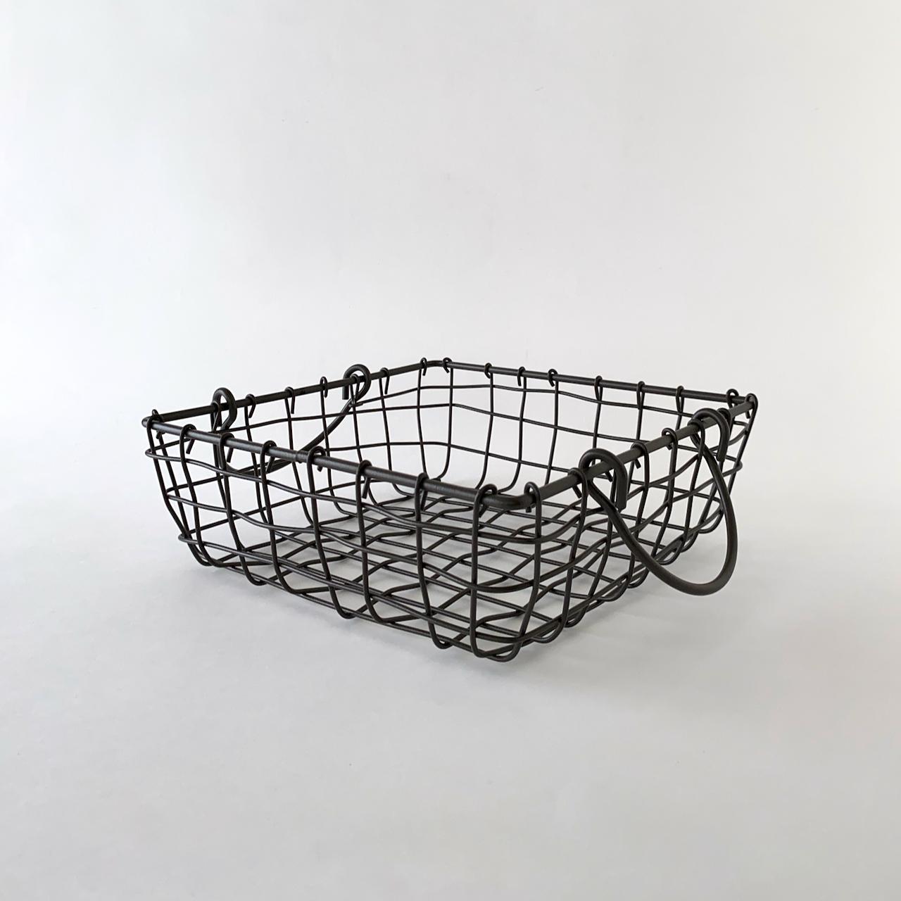 Wire Basket Square S  ワイヤーバスケット S