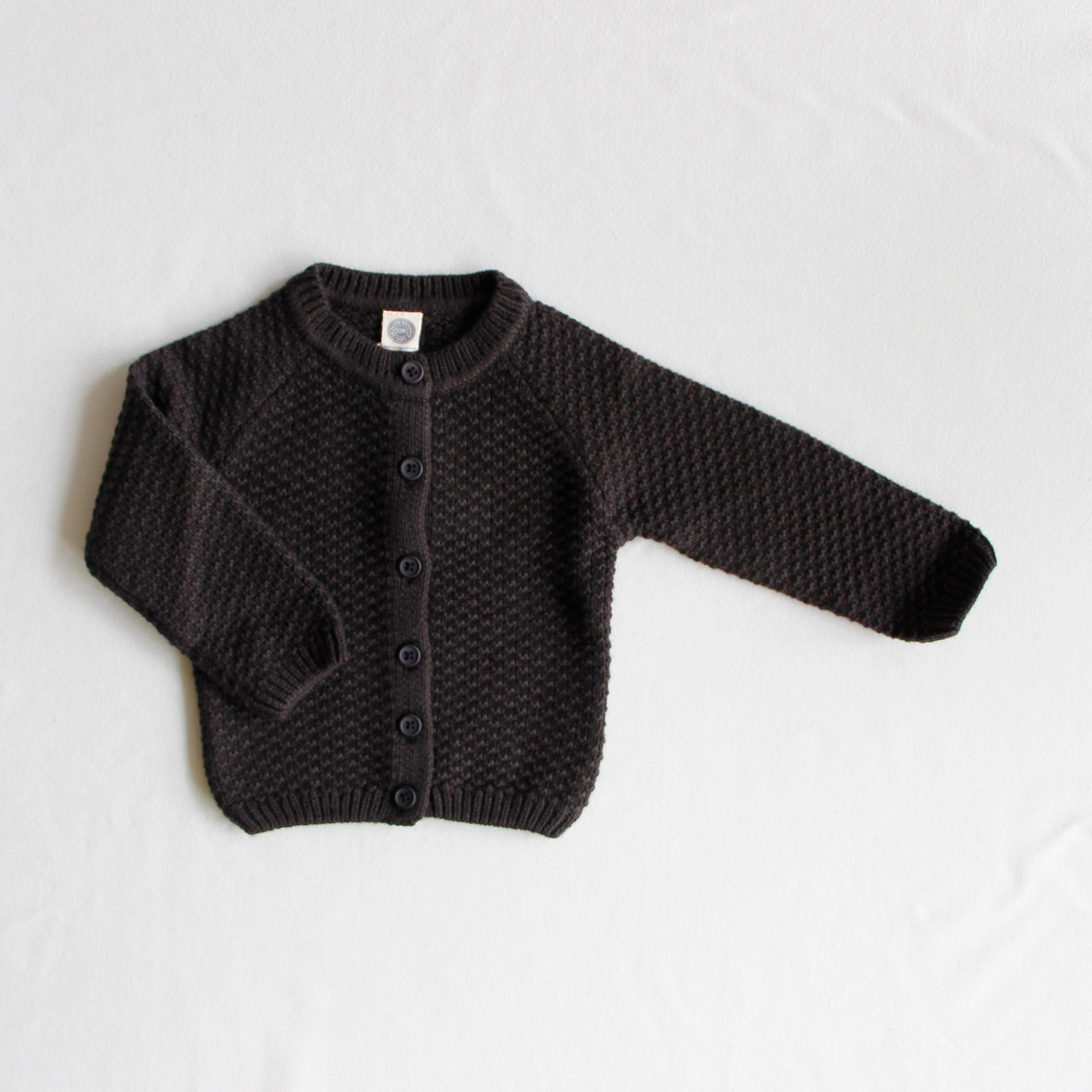 《LE PETIT GERMAIN 2019AW》Armel cardigan / black