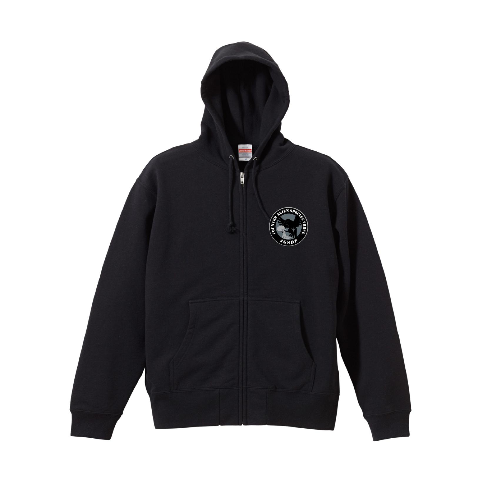 【予約】UNFIX PARKA / BLACK