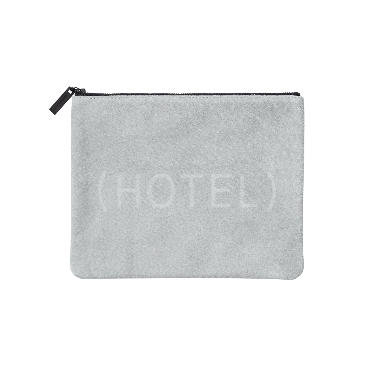 (HOTEL) Suede Pouch
