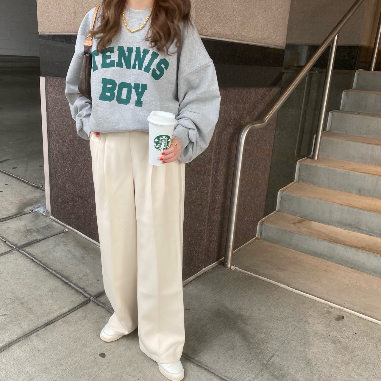 【LAST3】DAYC TENNIS BOY sweat