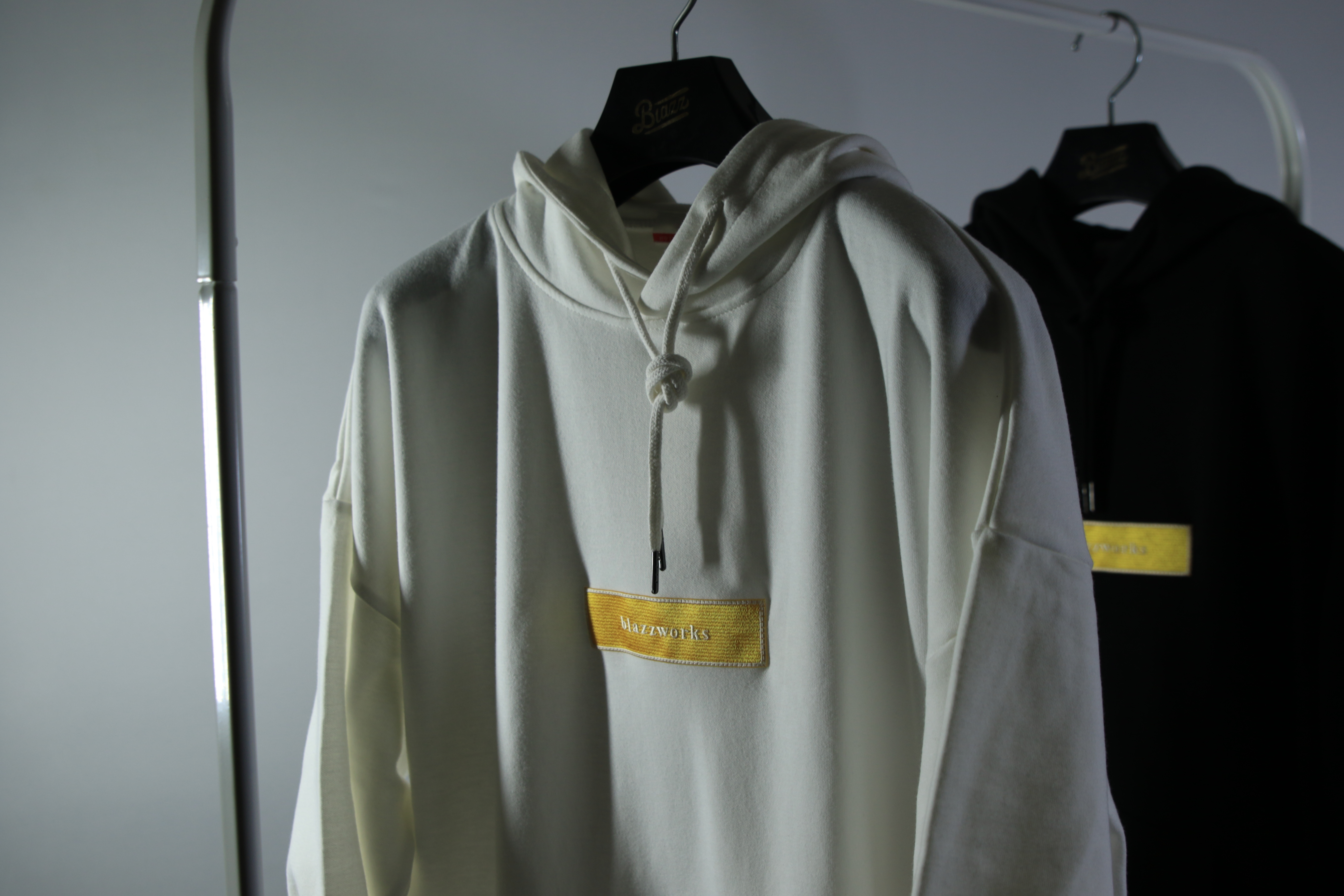 kb. battle field hoodie [OFF WHITE]