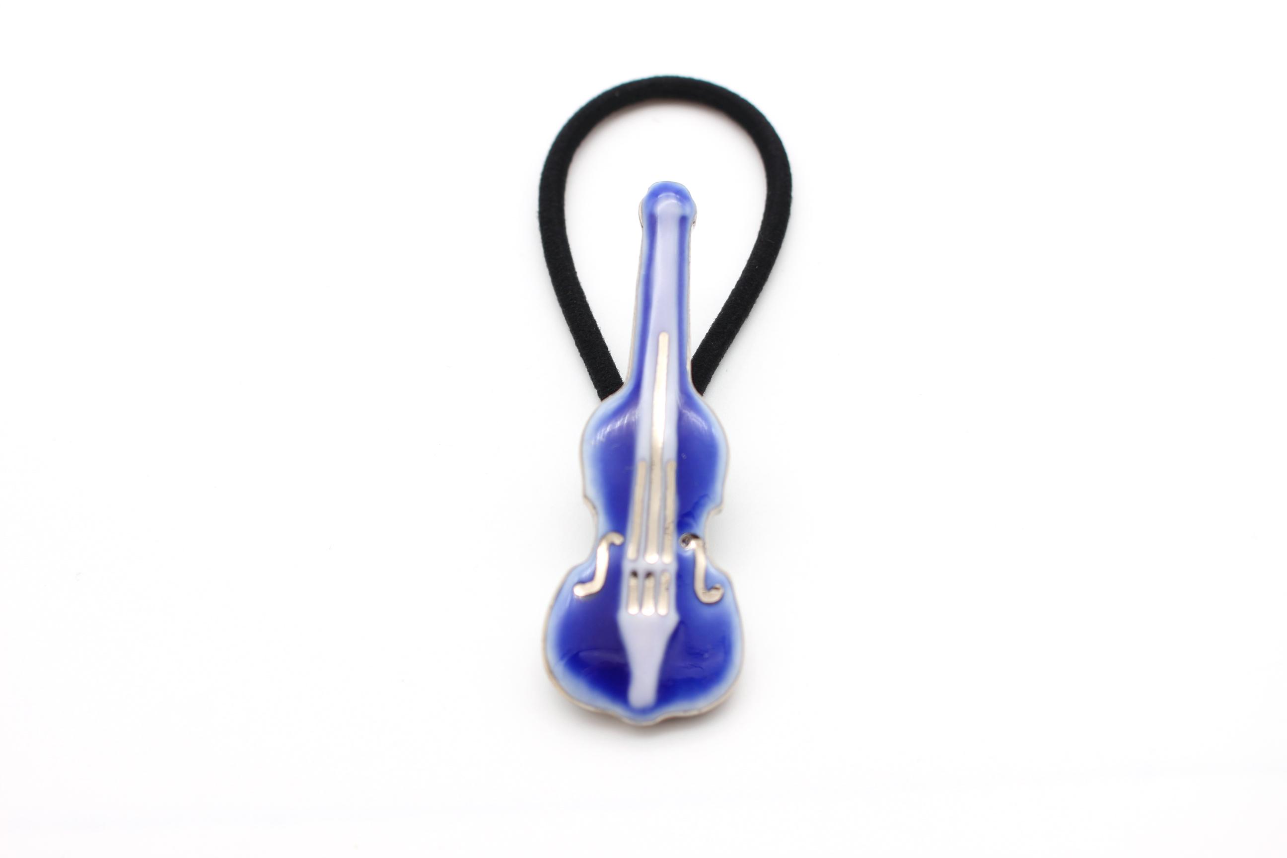 有田焼ヘアゴム バイオリン 3