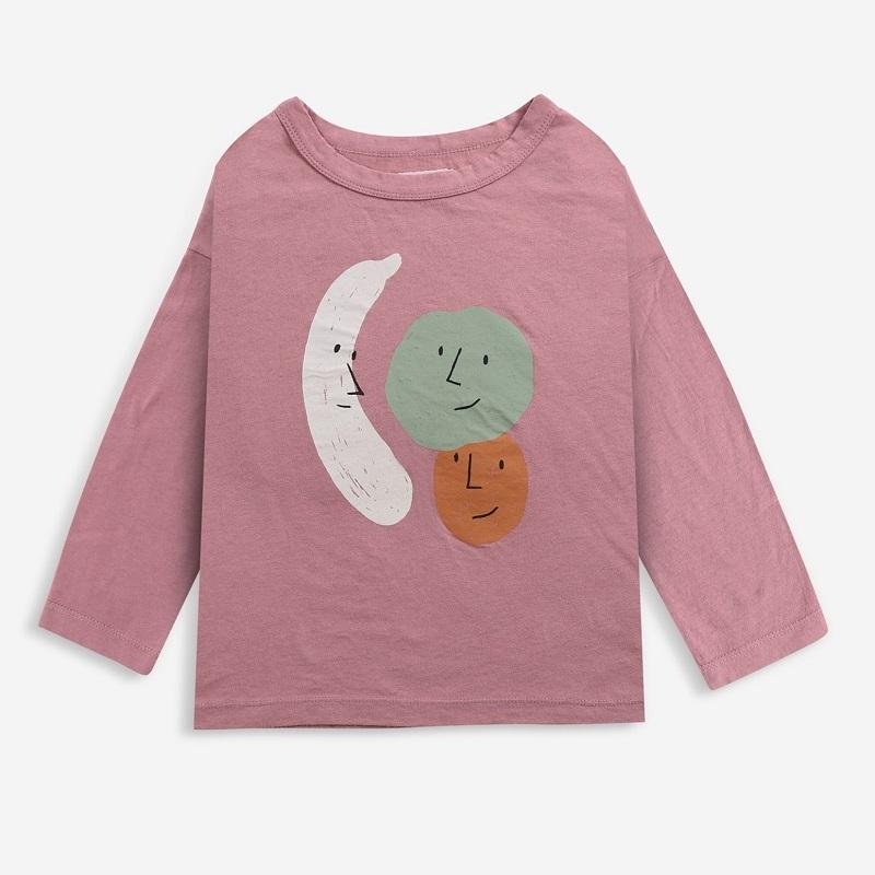BOBOCHOSES Fruits long sleeve T-shirt (4-5Y)