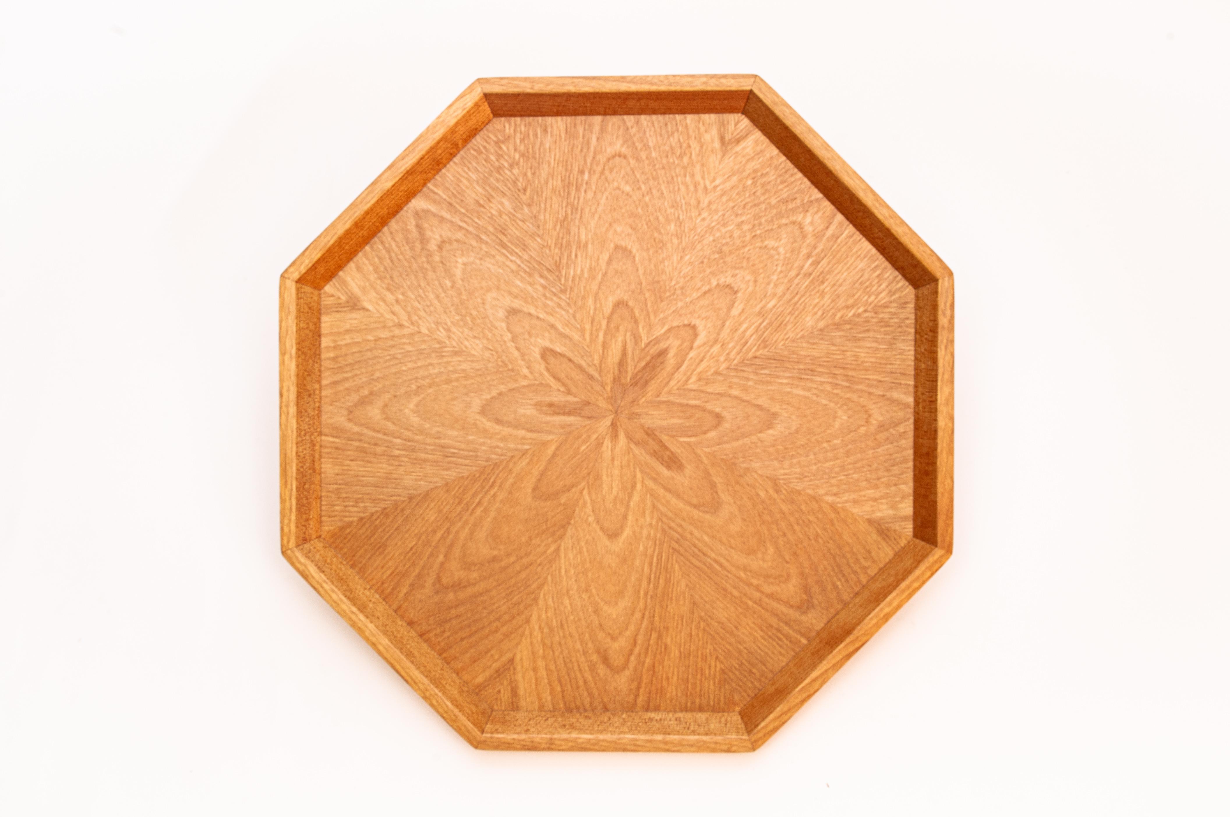 桜 八角形のトレー OBSK-0307