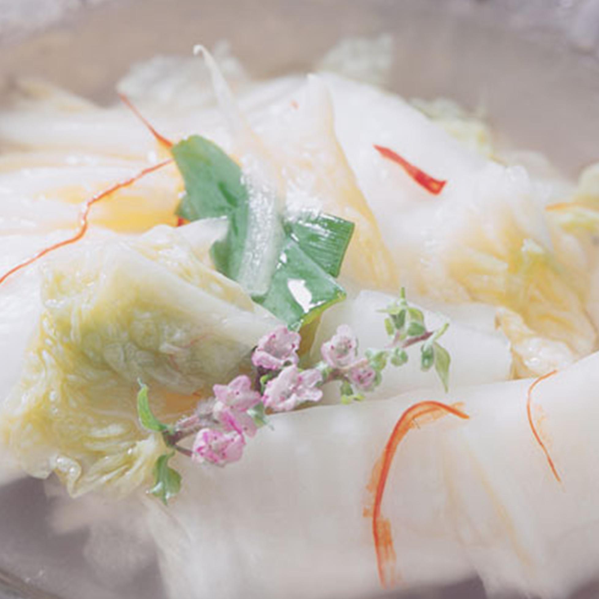 柚子入り水キムチ(350g)