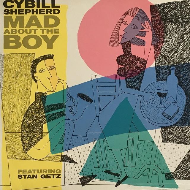 【LP・ベルギー盤】Cybill Shepherd / Mad About The Boy