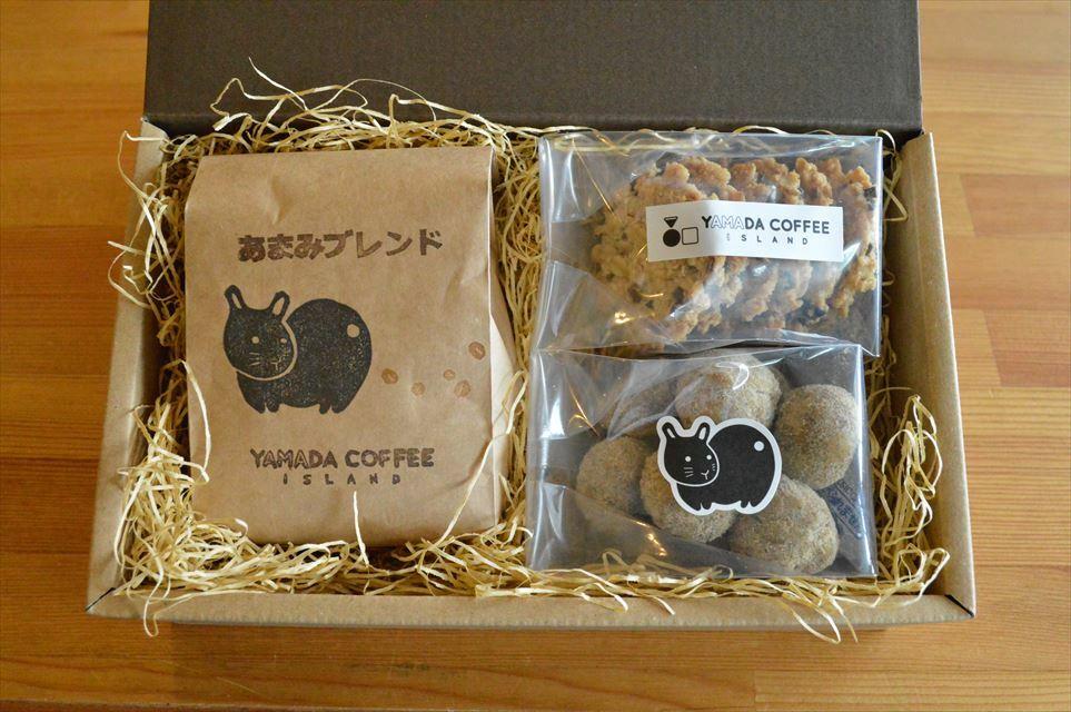 【珈琲豆】と【焼菓子】のギフトセット