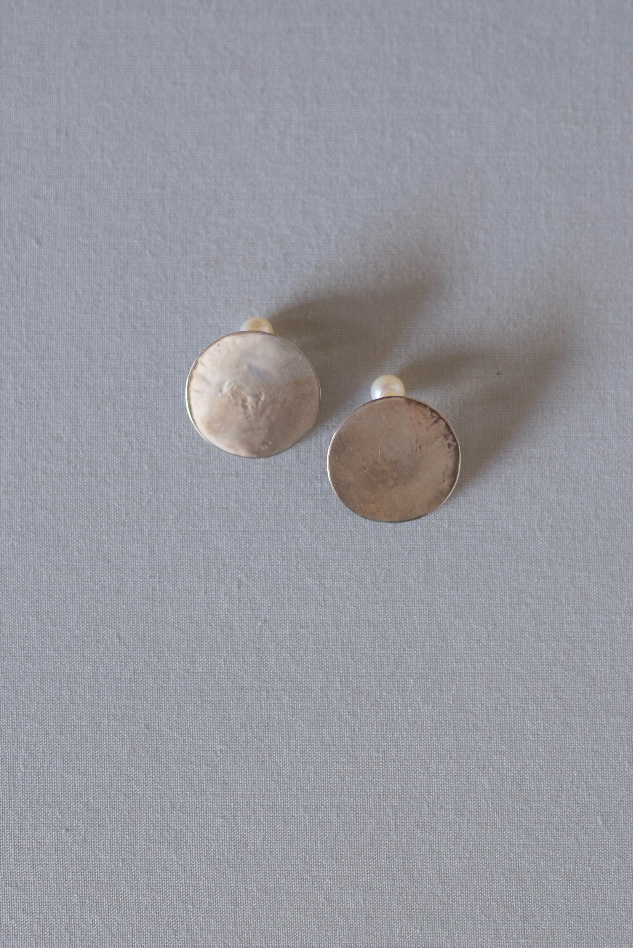 accesories mau|p-64 円silver ピアス