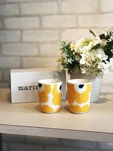 Marimekko(マリメッコ) / トールカップセットNo.70490【日本限定】