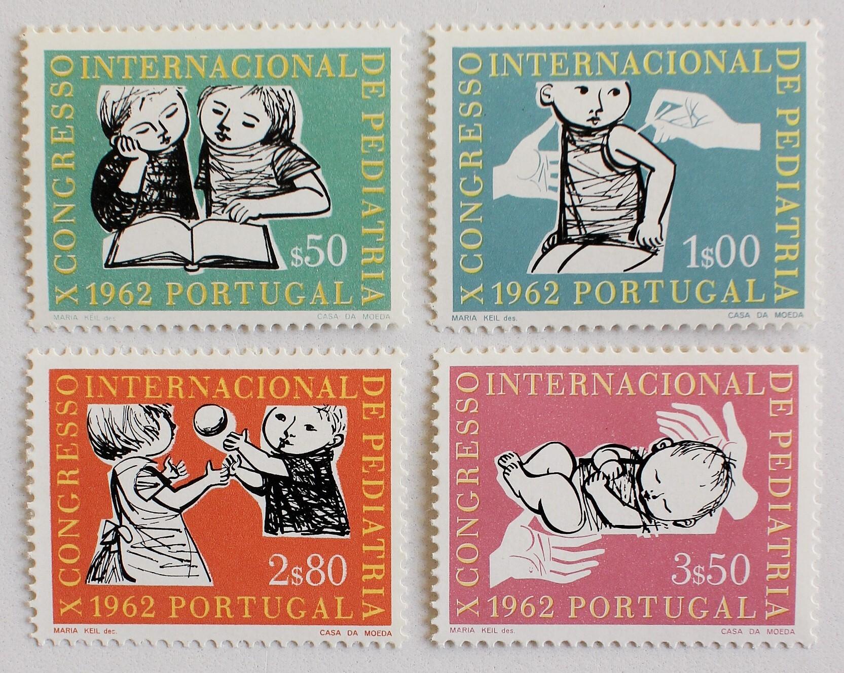 子供の健康 / ポルトガル 1962