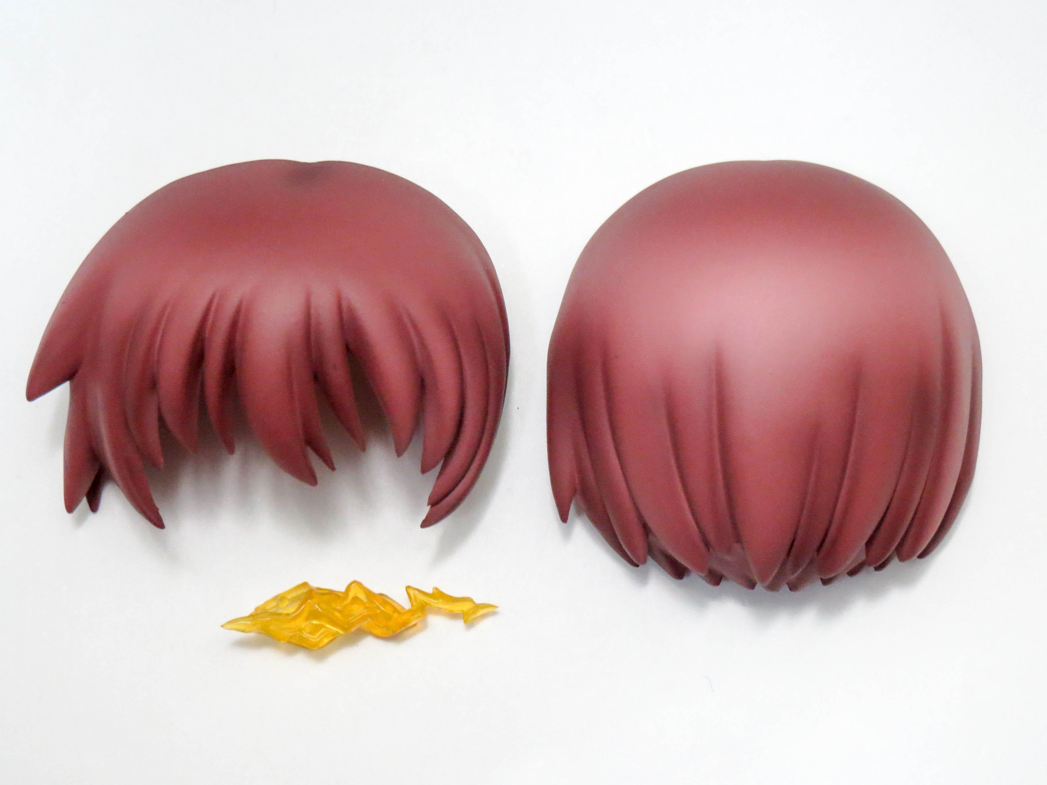 【399】 宮永咲 髪パーツ ショート ねんどろいど