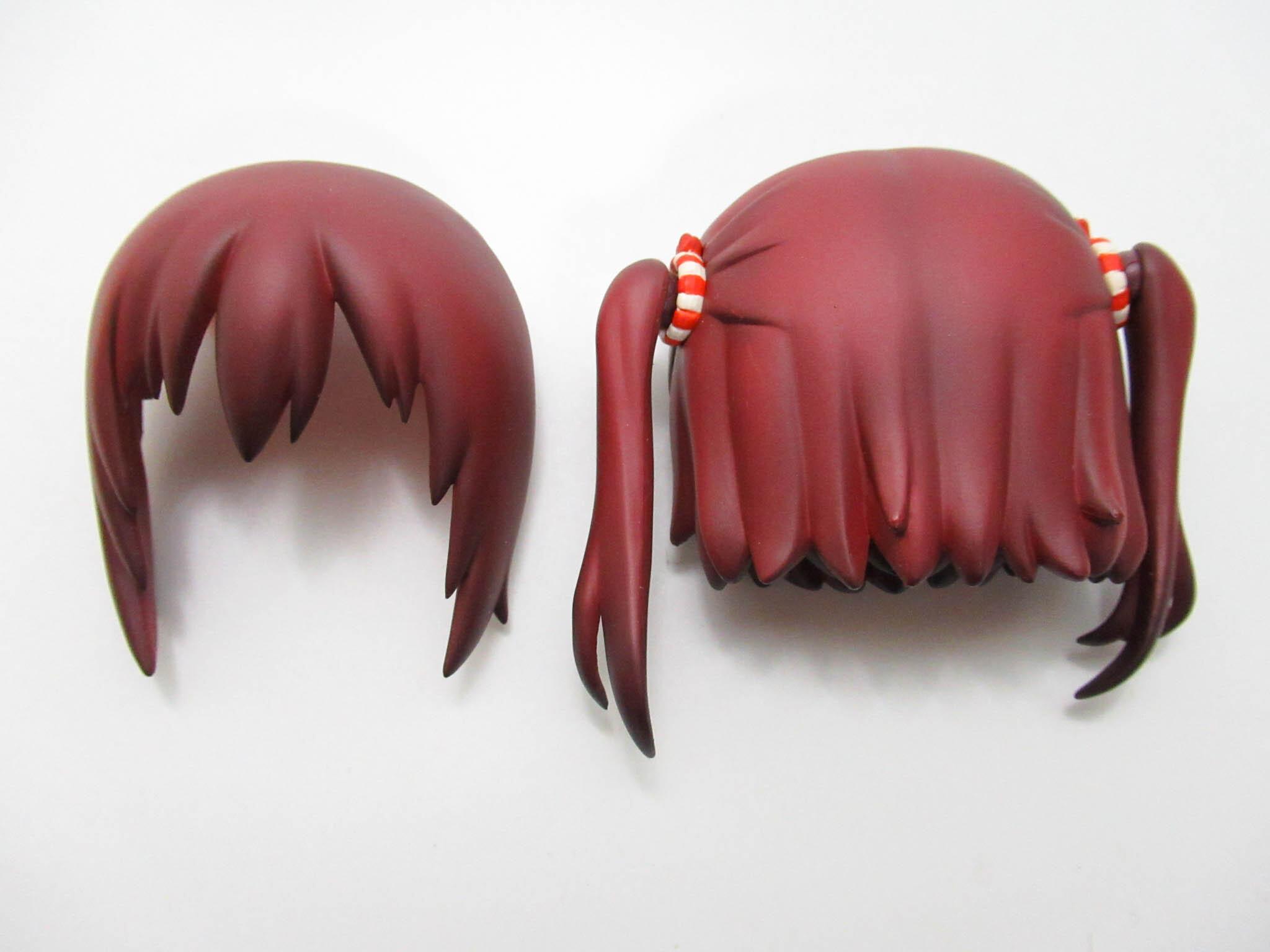 再入荷【832】 海老名菜々 髪パーツ ツインテール (A-ランク) ねんどろいど