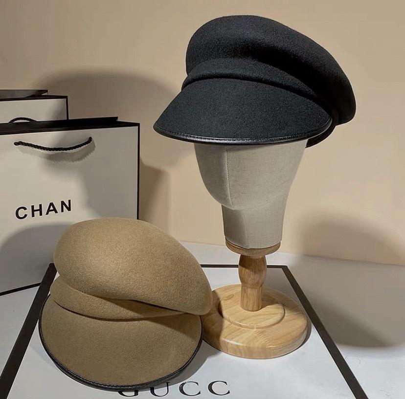 lady design hat 2color