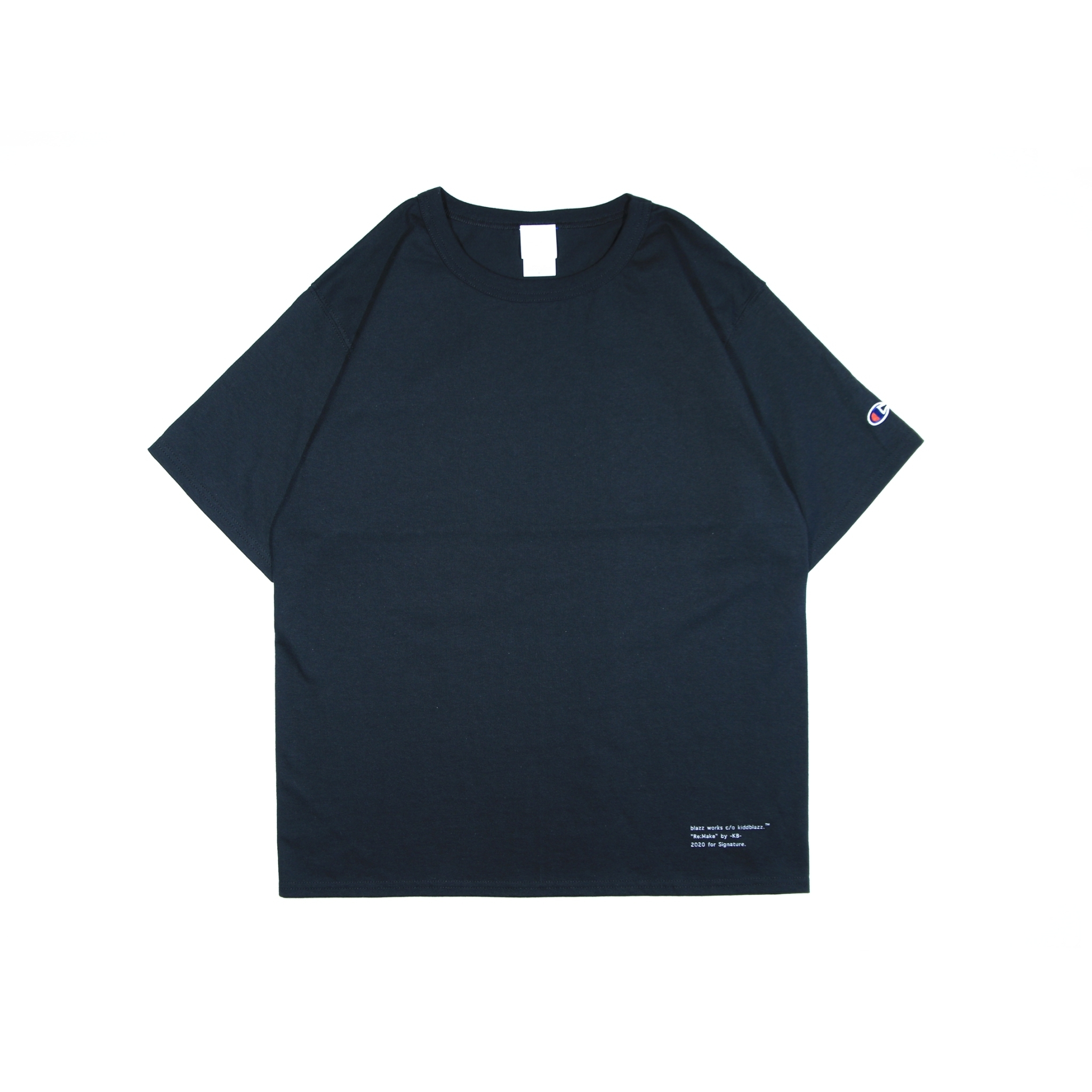 KB CHAMPION 7oz Heritage TEE [BLACK]