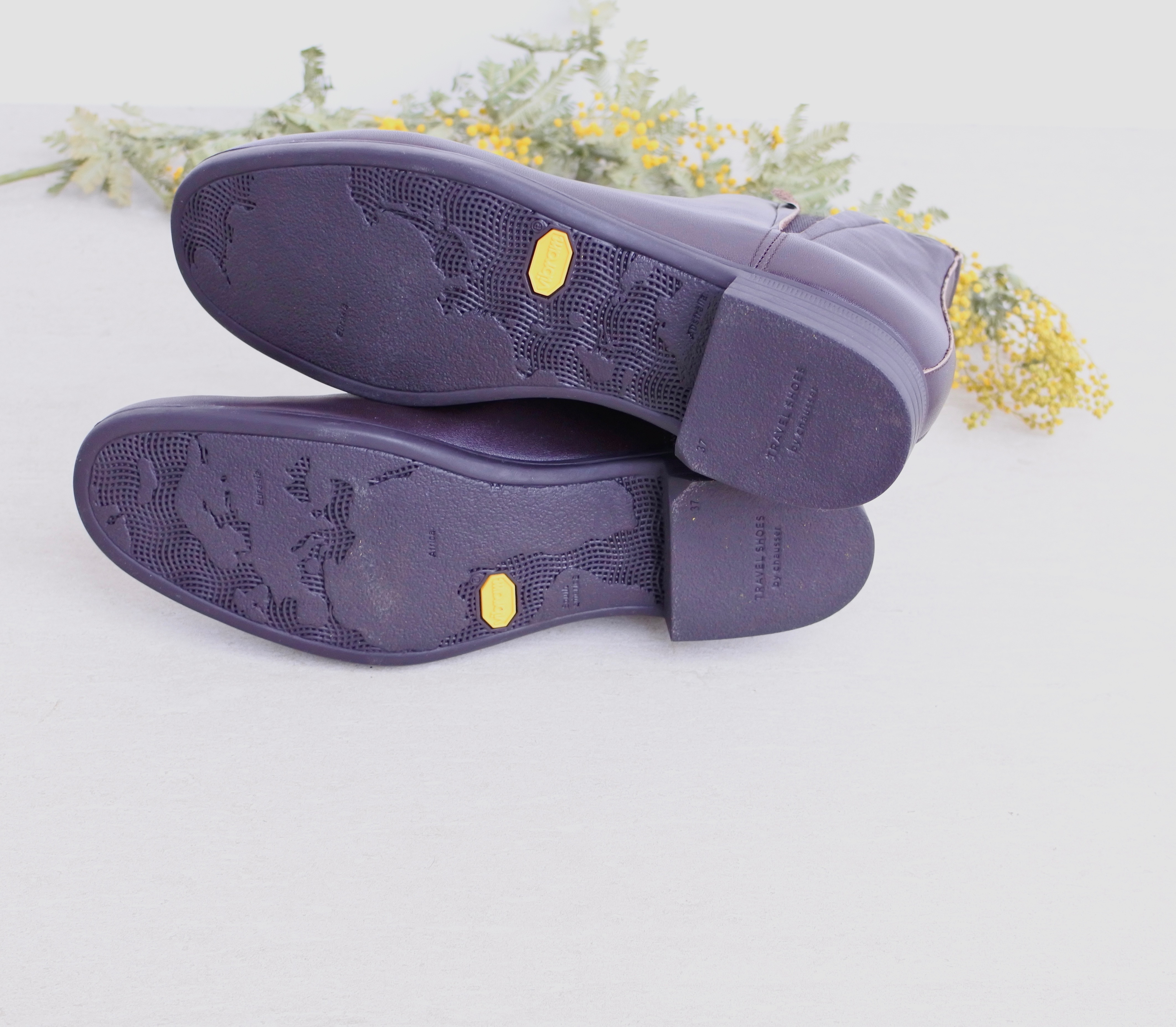 TRAVEL SHOES by chausser / サイドゴアブーツ