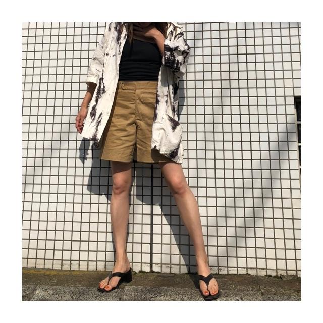 80s Chino gurkha shorts