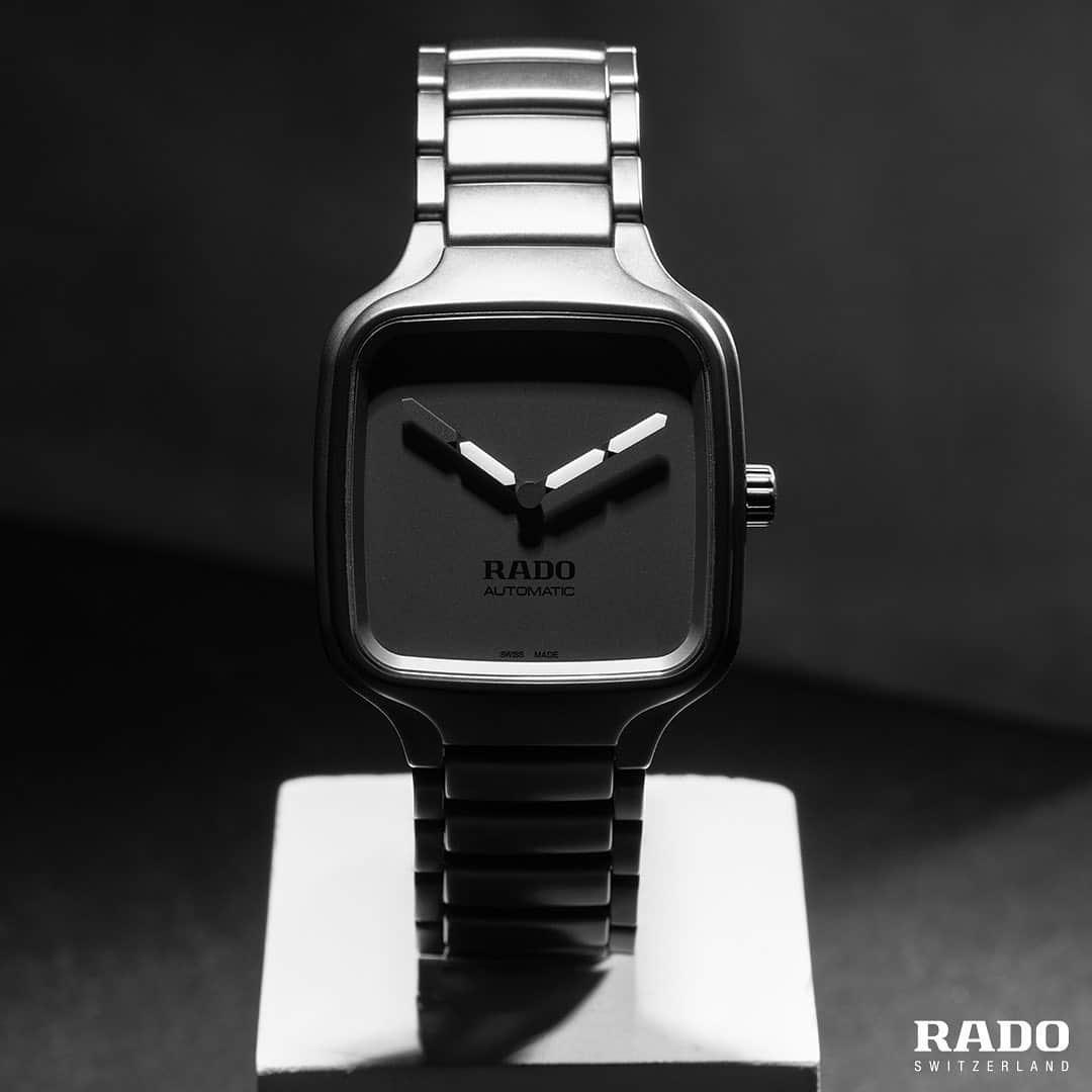 【RADO ラドー】True Square Undigital トゥルースクエア アンデジタル/国内正規品 腕時計