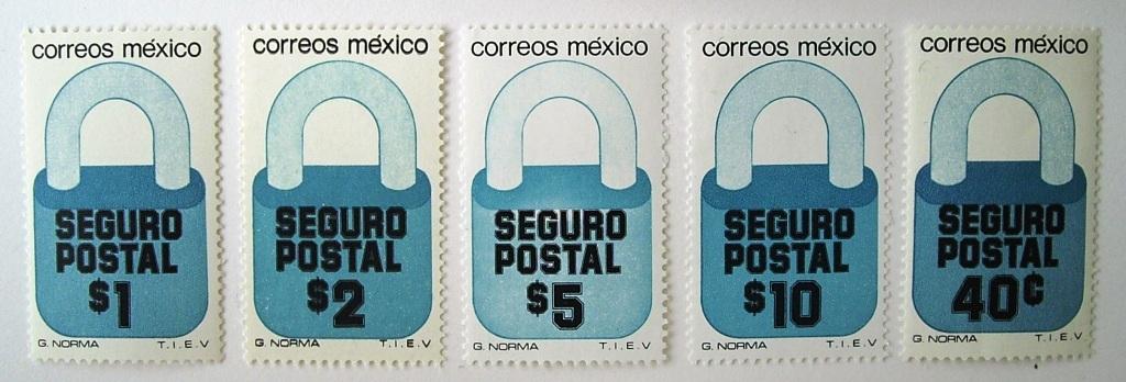 パッドロック1次 / メキシコ 1976~1981