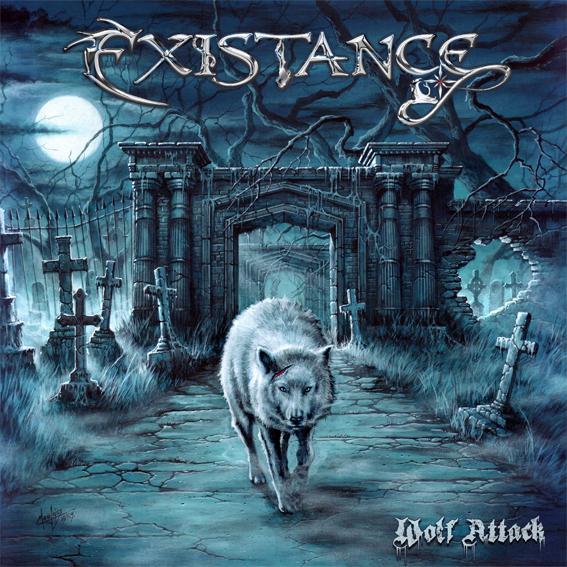 """【特典付き】EXISTANCE """"Wolf Attack"""""""