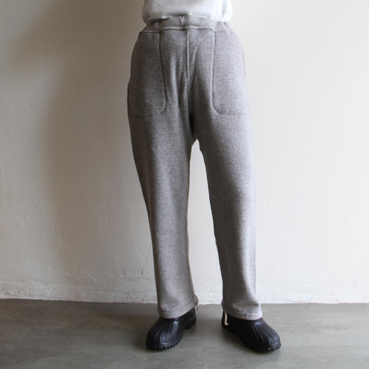 WRYHT【 womens 】 french terry rib trouser