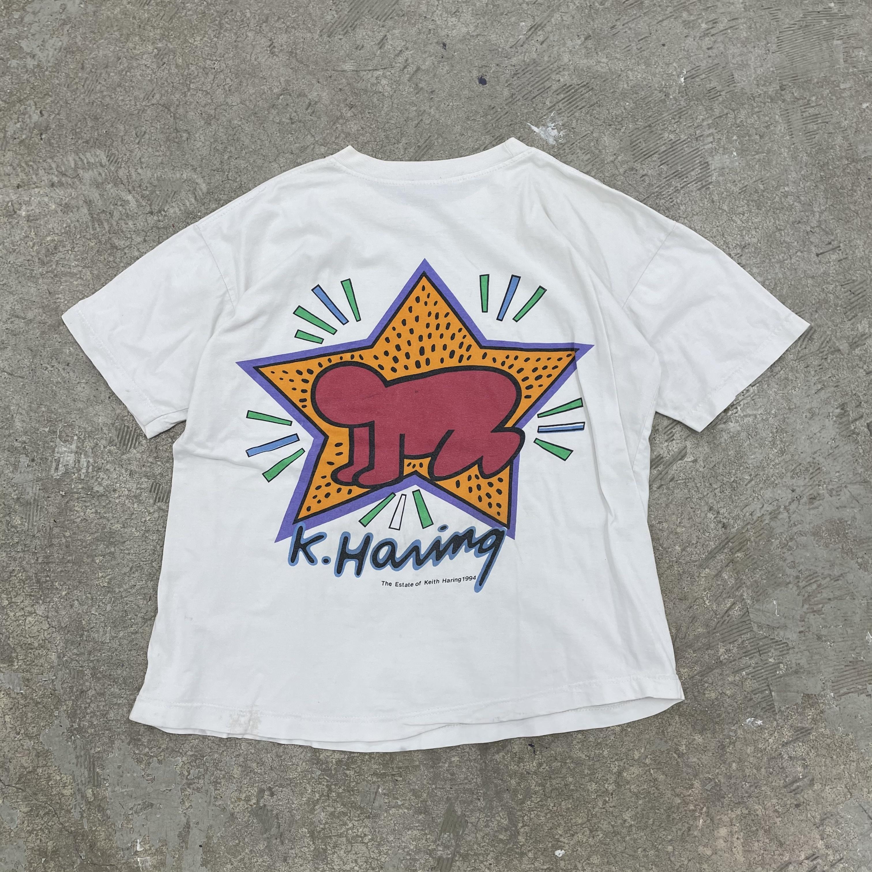 90's Keith Haring