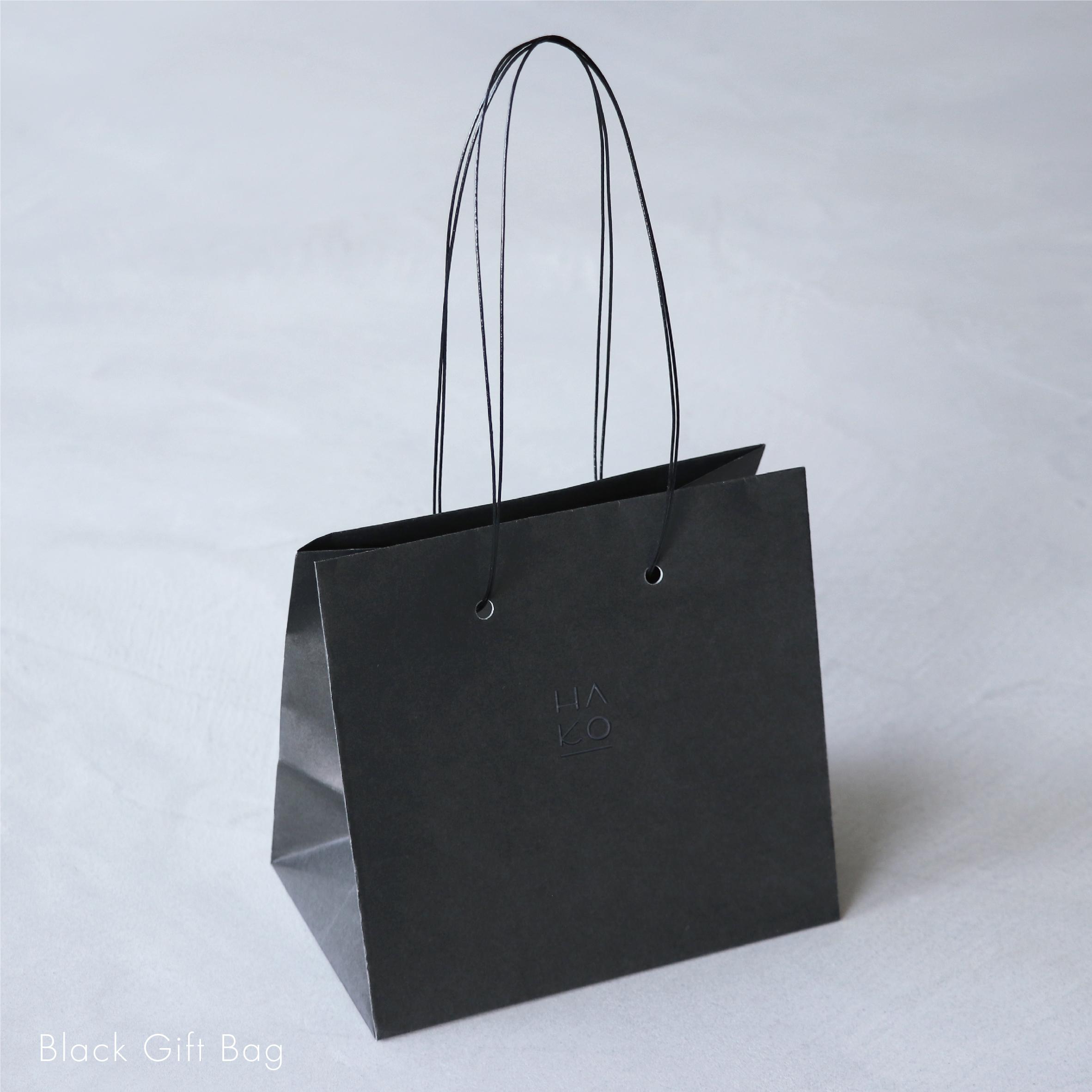 Shopping from overseas:[Black]Original Paper Gift Bag