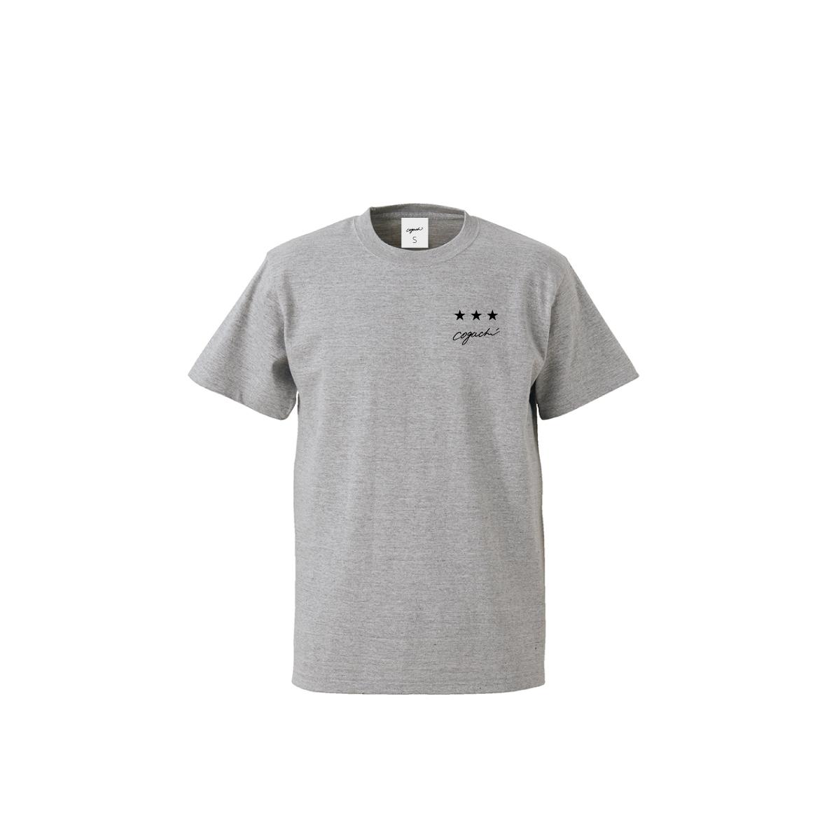 ST T-shirt(HEATHER GRAY)