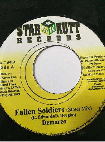 Demarco(デマーコ) - Fallen Soldiers【7'】