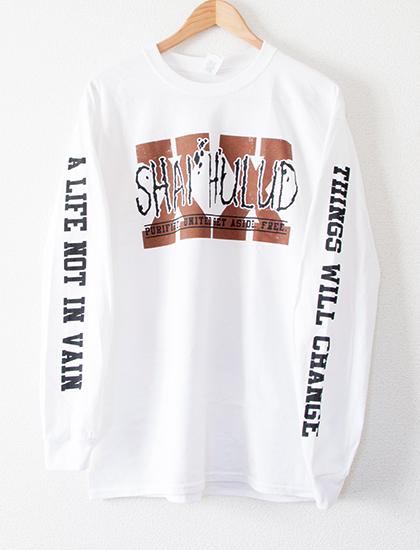【SHAI HULUD】XX Long Sleeve (White)