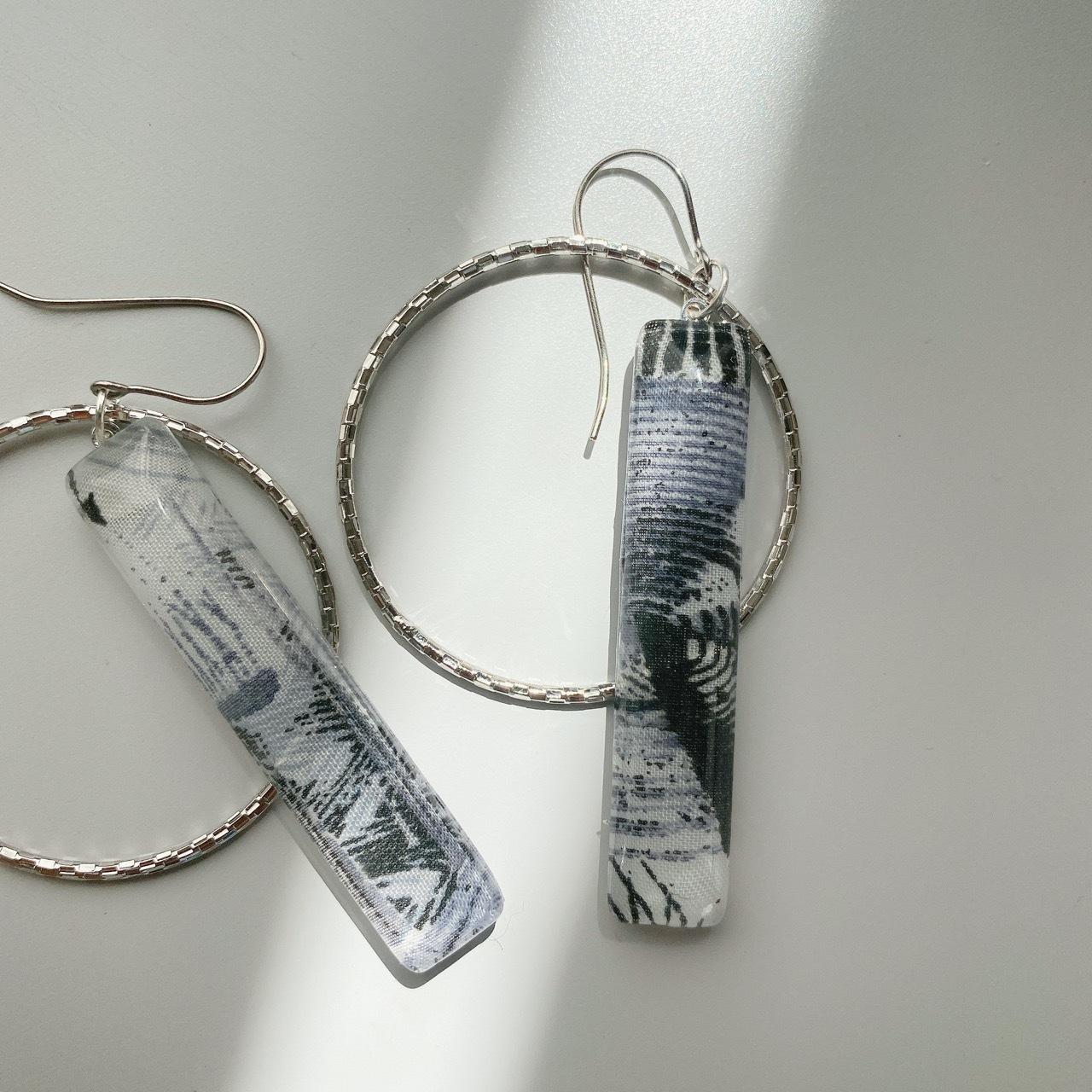 """"""" Pierce NO.danoan-150″幾何学リバティフック"""