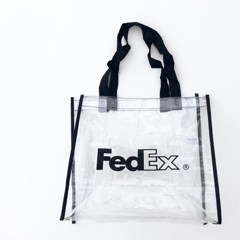 FedEx Translucent Bag