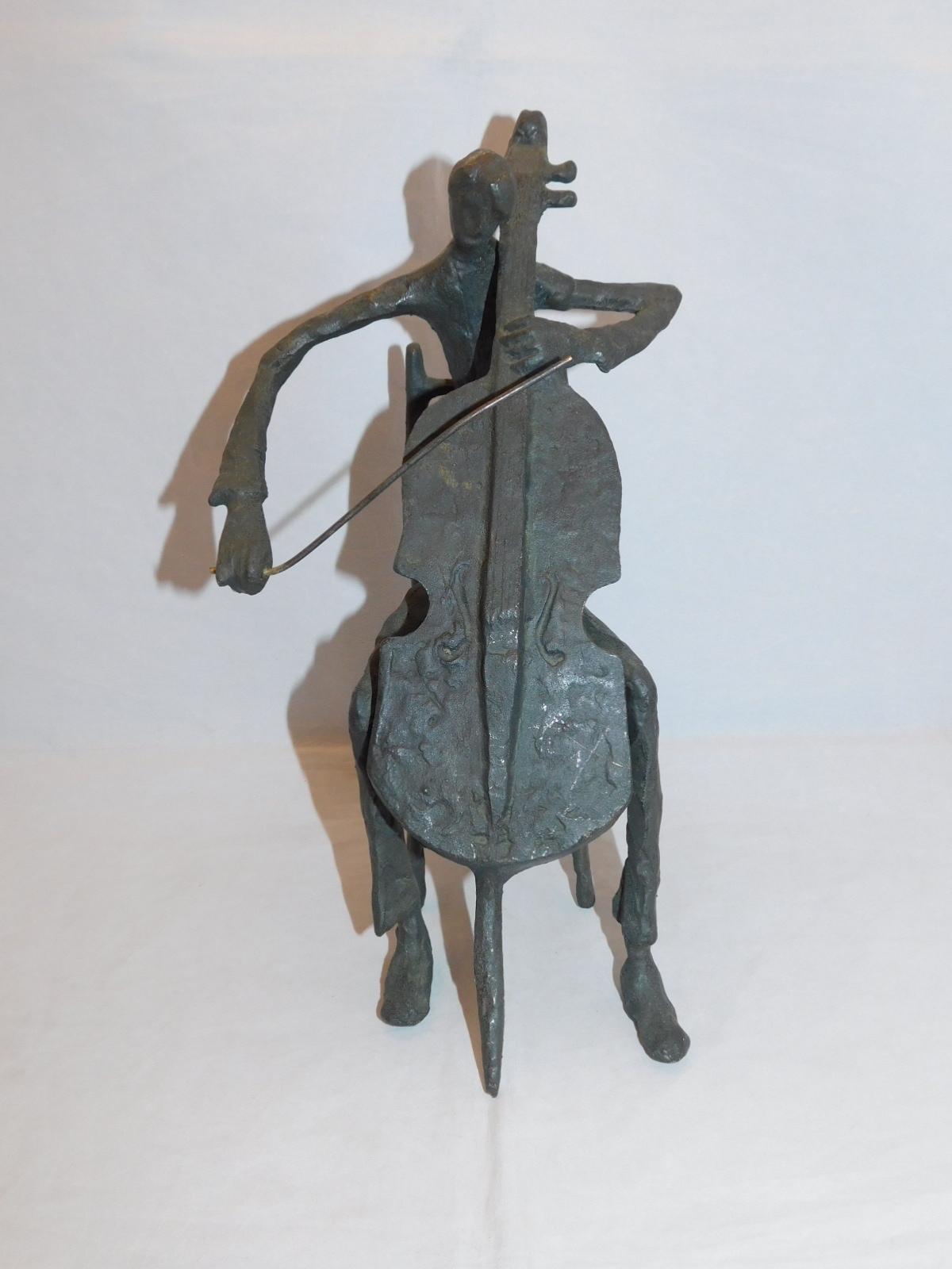 音楽人形 music doll(cello)