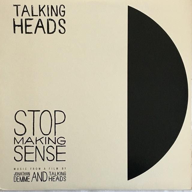【LP・米盤】Talking Heads / Stop Making Sense