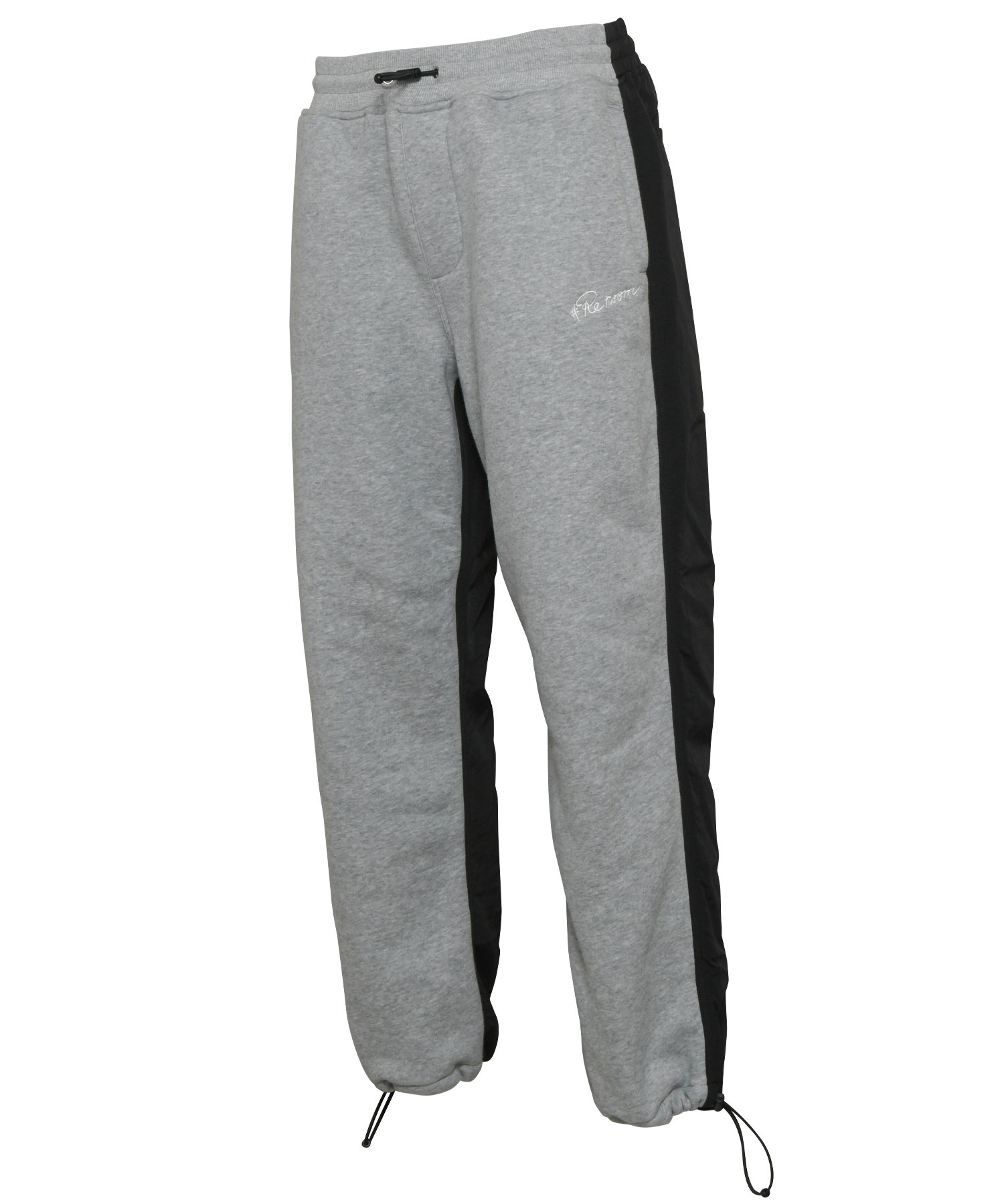 SWITCHING WIDE SWEAT PANTS[REP114]