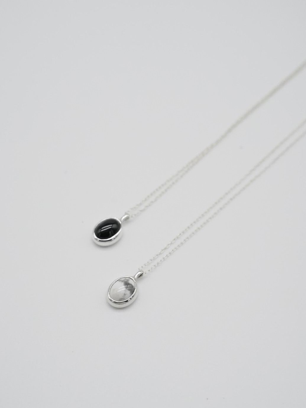 oval necklace(再入荷)